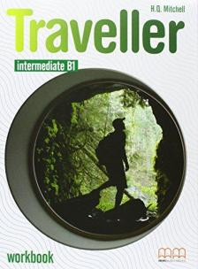 MITCHELL - TRAVELLER INTERMEDIATE B1 WB + CD-ROM
