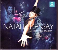 DELIBES,VERDI,BACH,MOZART - DE L'OPERA Á LA CHANSON 2CD NATALIE DESSAY