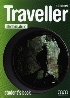 MITCHELL - TRAVELLER INTERMEDIATE B1 SB