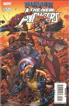 Bendis, Brian Michael, Banning, Matt, Tan, Billy, Ponsor, Justin - New Avengers No. 50 [antikvár]