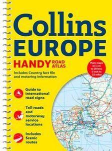 . - COLLINS EUROPE HANDY 2018