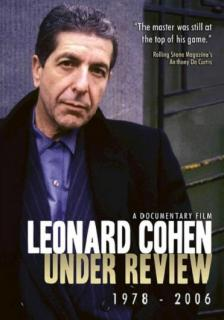 - LEONARD COHEN UNDER REVIEW 1978-2006 DVD