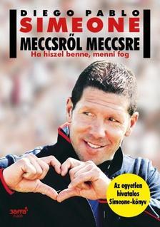 Diego Pablo Simeone - Meccsről meccsre
