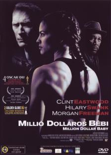 MILLIÓ DOLLÁROS BÉBI DVD CLINT EASTWOOD