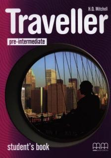 MITCHELL - TRAVELLER PRE-INTERMEDIATE SB