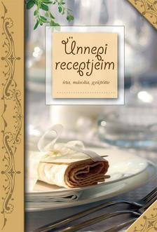- Ünnepi receptjeim