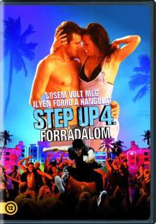 SCOTT SPEER - STEP UP 4. DVD FORRADALOM