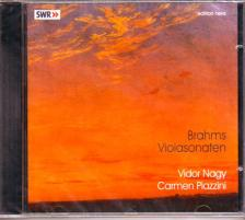 BRAHMS - VIOLASONATEN CD