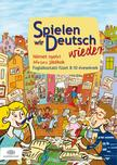 Pulai Zsolt - Spielen wir Deutsch wiederfoglalkoztató füzet 8-10 éveseknek