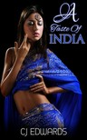 Edwards C J - A Taste of India [eKönyv: epub,  mobi]