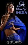Edwards C J - A Taste of India [eKönyv: epub, mobi]