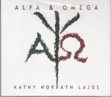 - ALFA & OMEGA CD KATHY HORVÁTH LAJOS