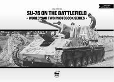 Neil Stokes - SU-76 on the battlefield