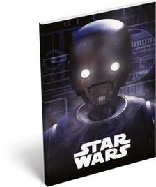 12298 - Notesz papírfedeles A/6 Star Wars Rogue One K-2SO 16500202