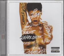- UNAPOLOGETIC  CD RIHANNA