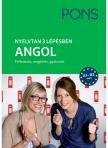 Birgit Piefke-Wagner - PONS - NYELVTAN 3 LÉPÉSBEN - ANGOL (ÚJ)