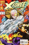 Nicieza, Fabian, Daniel, Antonio - X-Force Vol. 1. No. 28 [antikvár]