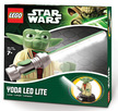 - LEGO Star Wars Yoda asztali lámpa