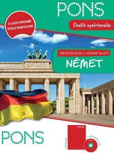 Angelika Lundquist-Mog - PONS Megszólalni 1 hónap alatt (könyv+CD) Német Új