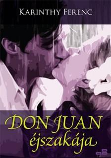 Karinthy Ferenc - Don Juan éjszakája [eKönyv: epub, mobi]