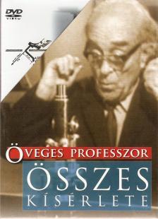 Öveges József - VEGES PROFESSZOR ÖSSZES KÍSÉRLETE  4DVD (DOBOZBAN)