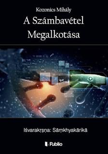 Mihály Kozonics - A Számbavétel Megalkotása [eKönyv: epub, mobi]