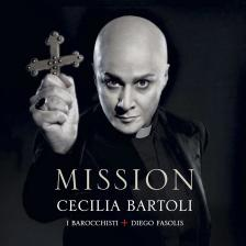 STEFFANI AGOSTINO - MISSION CD (DELUXE EDITION ) CECILIA BARTOLI