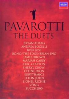 Pavarotti - THE DUETS - PAVAROTTI