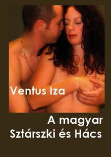 Ventus Iza - A magyar Sztárszki és Hács