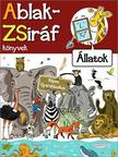 Ablak-zsiráf könyvek - Állatok<!--span style='font-size:10px;'>(G)</span-->