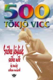 K.G. - 500 tökjó vicc 3 kiadás