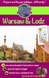 Cristina Rebiere, Olivier Rebiere, Cristina Rebiere - Travel eGuide: Warsaw & Lodz [eKönyv: epub,  mobi]