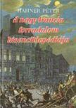 Hahner Péter - A nagy francia forradalom kisenciklopédiája [antikvár]