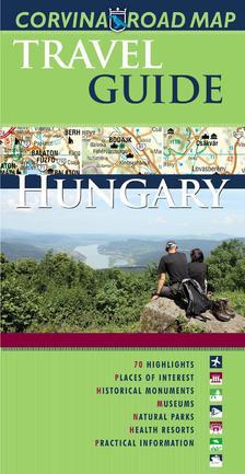 - Travel Guide + Magyarország idegenforgalmi autóstérképe