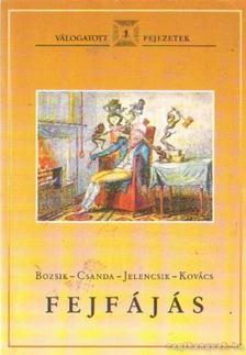 Dr. Jelencsik Ilona, Dr. Kovács Katalin, Dr. Bozsik György, Csanda Endre dr. - Fejfájás [antikvár]
