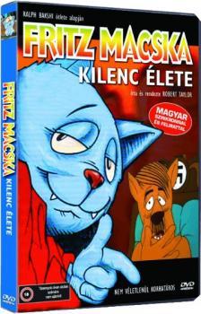ROBERT TAYLOR - FRITZ MACSKA KILENC ÉLETE DVD