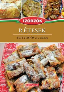 Móczár István-Róka Ildikó - Rétesek
