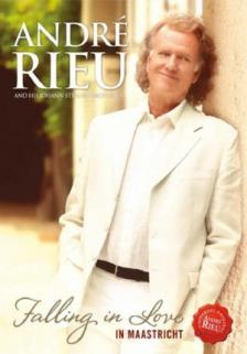- FALLING IN LOVE IN MAASTRICHT DVD ANDRÉ RIEU