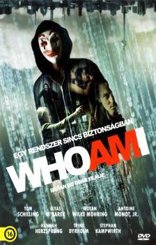 BARAN BO ODAR - WHO AM I DVD