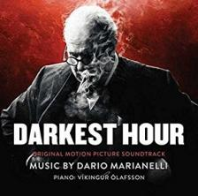 MARIANELLI DARIO - DARKEST HOUR O.M.P.S. CD