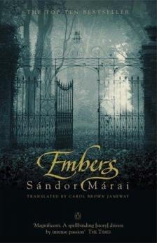 MÁRAI SÁNDOR - EMBERS