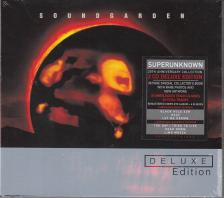 - SUPERUNKNOWN 2CD DELUXE EDITION SOUNDGARDEN