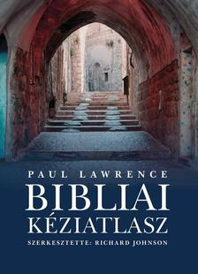Paul Lawrence - Bibliai kéziatlasz