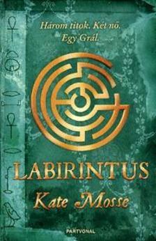 Kate Mosse - Labirintus ###