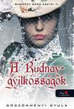 BÖSZÖRMÉNYI GYULA - Ambrózy báró esetei II. - A Rudnay-gyilkosságok - Puha borítós<!--span style='font-size:10px;'>(G)</span-->