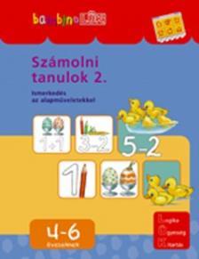 - LDI-102 SZÁMOLNI TANULOK 2. 3-5 ÉVESEKNEK /BAMBINO-LÜK/