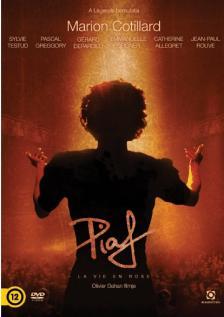 OLIVER DAHAN - PIAF DVD MARION COTILLARD,SYLVIE TESTUD,PASCAL GREGGORY,GÉRARD DEPARDIEU