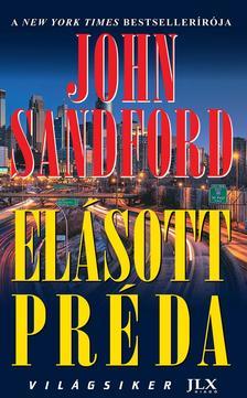 John Sanford - Elásott Préda