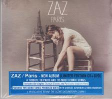 - ZAZ/PARIS LIMITED EDITION CD+DVD