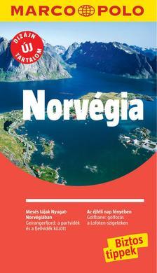 - Norvégia - Marco Polo - ÚJ TARTALOMMAL!